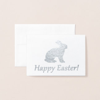 Happy Easter! Foil Card