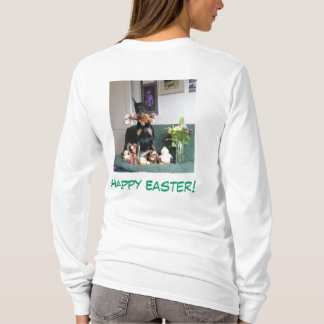 Happy Easter from the Rabbit Catcher T-Shirt
