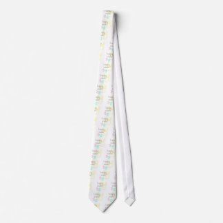 happy easter holiday pastel eggs bunny tie