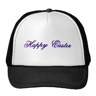 Happy Easter l Purple The MUSEUM Zazzle Gifts Cap