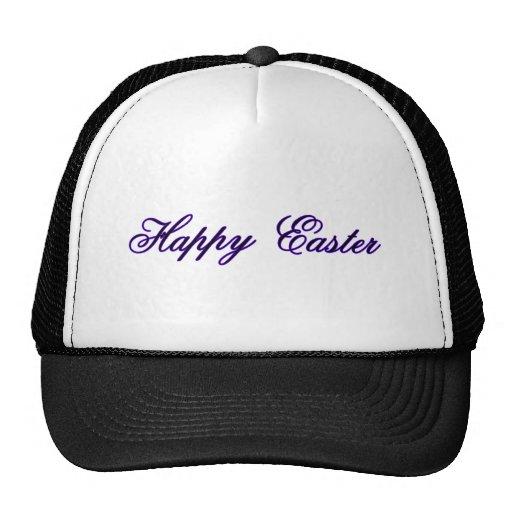 Happy Easter l Purple The MUSEUM Zazzle Gifts Trucker Hat