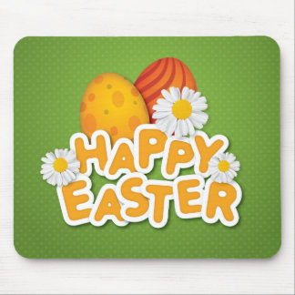Happy Easter Mousepad for Spring Lovers :)