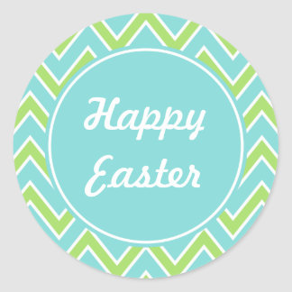 Happy Easter Pattern Stickers