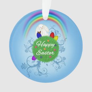 Happy Easter Planet - Ornament