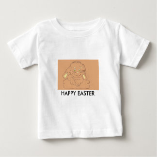 HAPPY EASTER RABBIT SHIRT