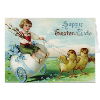Happy Easter Ride Card