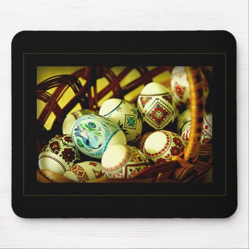 Happy Easter Series II Mouse Pads