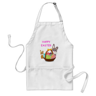 HAPPY EASTER STANDARD APRON