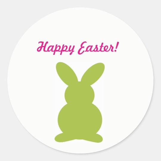 Happy Easter Sticker! Round Sticker