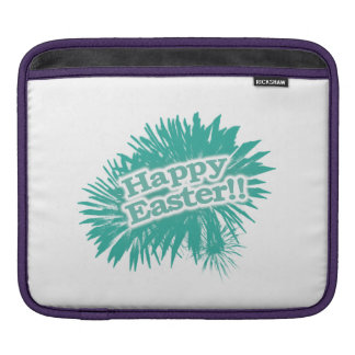 Happy Easter Theme Design iPad Sleeve