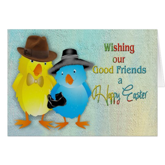 Happy Easter to Our Good Friends Card