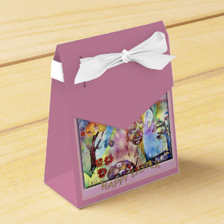 Happy Easter Wedding Favour Box