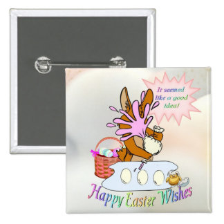 Happy Easter Wishes Pins