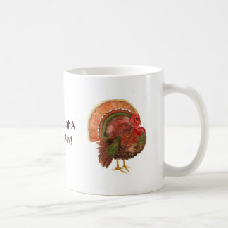 Happy Eat A Cow Day! - Thanksgiving Cup Mug