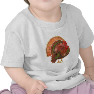 Happy Eat A Cow Day! -Thanksgiving Infant Basic T Tee Shirt