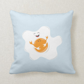 Happy egg cushion