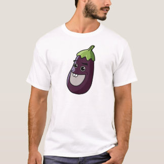 Happy Eggplant T-Shirt