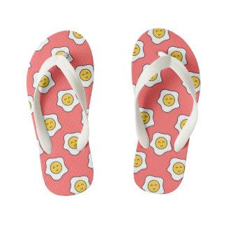 Happy Eggy Kids Flip Flops