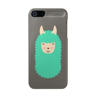 Happy Emoji Llama Incipio Feather® Shine iPhone 5 Case