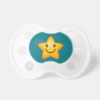 Happy Emoji Star Dummy