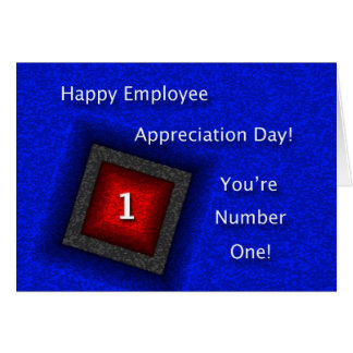 Happy Employee Appreciation Day Card