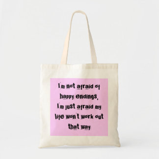 Happy Endings Totebag II Budget Tote Bag