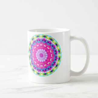 Happy Energy Mandala Mug