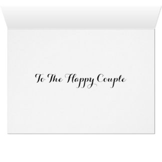 Happy Engagement Card