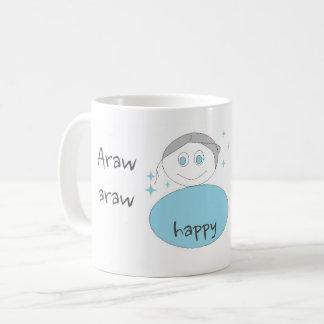 Happy Everyday Every night - Cute Tagalog Mug