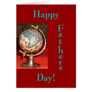 Happy, F, a, t, h, e, r, s, Day! Card