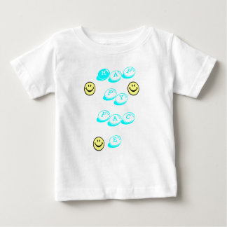 happy face baby T-Shirt