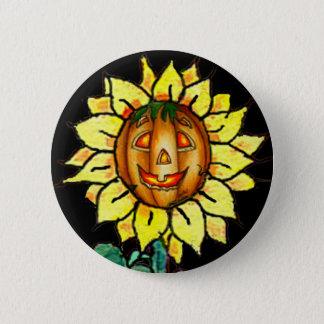 HAPPY FACE by SHARON SHARPE 6 Cm Round Badge