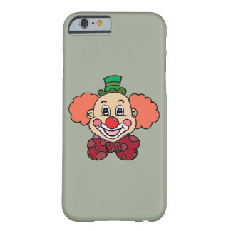 Happy Face Clown Barely There iPhone 6 Case