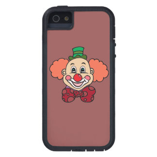 Happy Face Clown Cover For iPhone 5