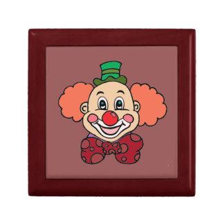 Happy Face Clown Gift Box