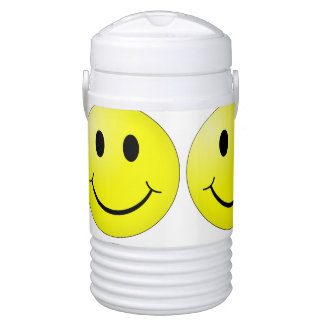 Happy Face Cooler