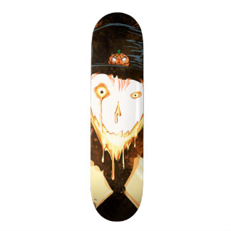 Happy Face Jim Skateboard