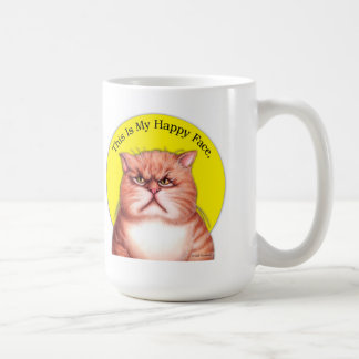 Happy Face Roosevelt mug