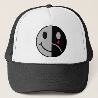 Happy Face Sad Face Hat
