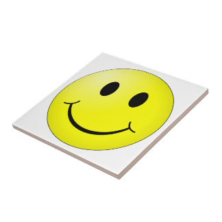 Happy Face Tile