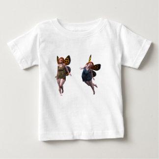 happy fairy elves baby T-Shirt