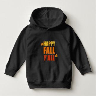 Happy Fall Yall Hoodie
