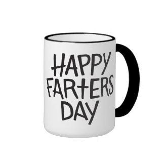 Happy Farters Day! Ringer Mug