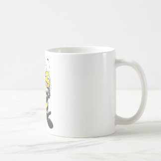 Happy Father and Daughter Bee Mug