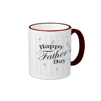 Happy Father s Day Message Mug