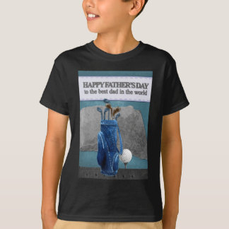 Happy-Fathers-Day #4 T-Shirt