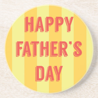Happy-Fathers-Day #6 Coaster