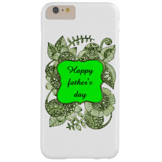 Happy Father's Day Barely There iPhone 6 Plus Case
