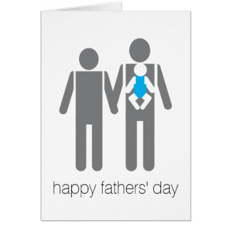 Happy Fathers' Day!! Greeting Card