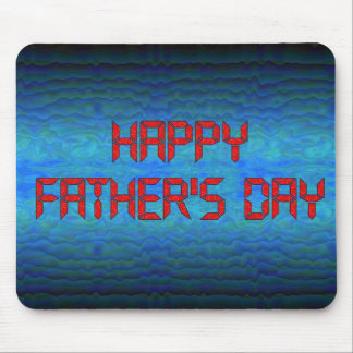 Happy Father's Day - Computer Geek Mouse Mats